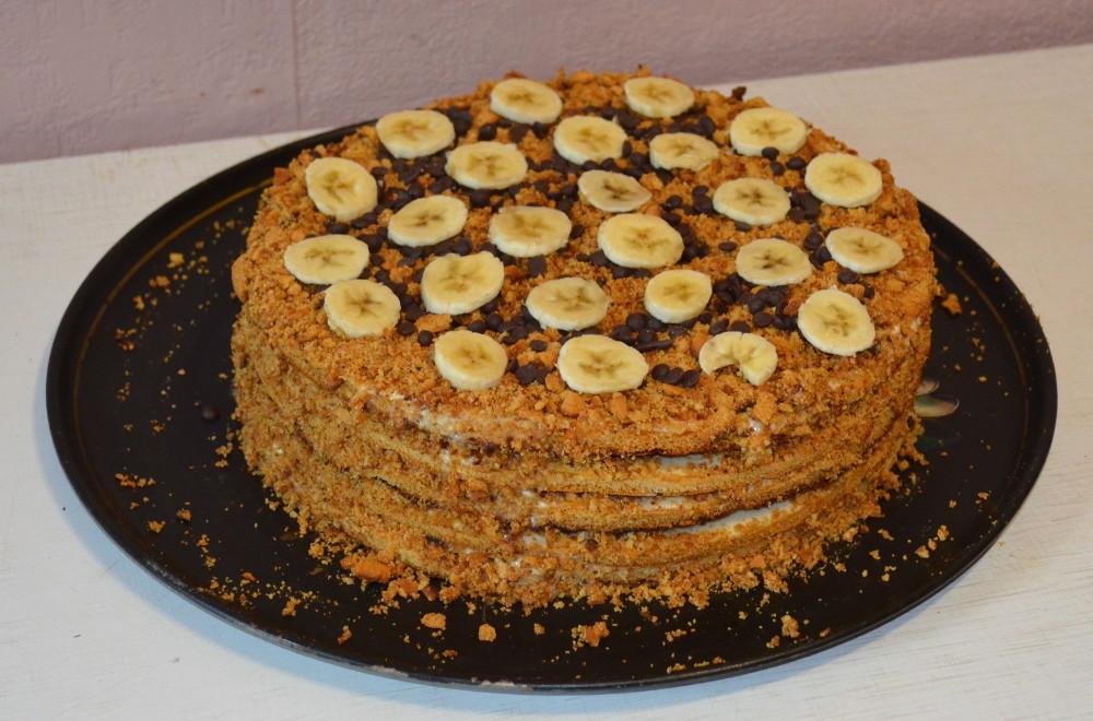 Как готовить торт медовик