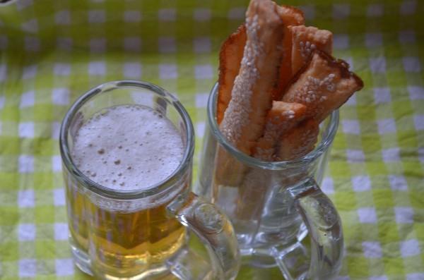 Сырные палочки к пиву