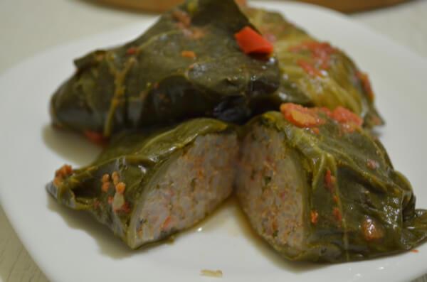 вкусный рецепт голубцов с мясом