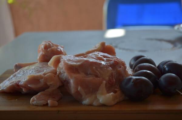 Ингредиенты для приготовления куриных крылышек