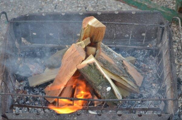 Пропали дрова