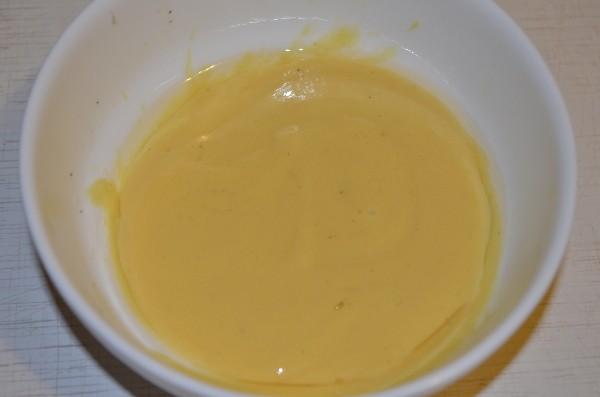 Салат с редиской огурцом и яйцом без майонеза