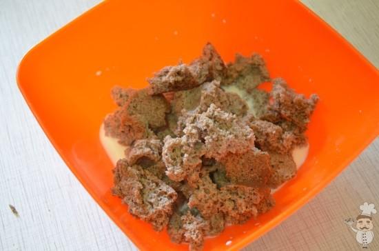 рецепт приготовления котлет из фарша и черного хлеба