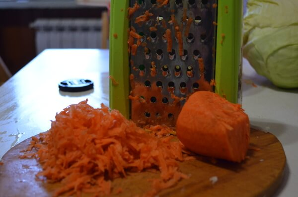 Рецепт быстрой засолки капусты