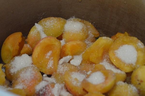 Янтарный домашний джем из абрикосов простой рецепт – вкусные запасы на зиму.